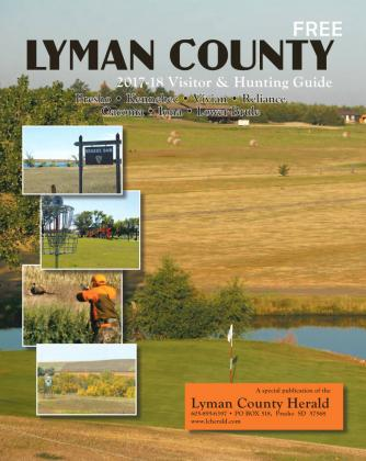2017-18 Lyman County Visitor and Hunting Guide