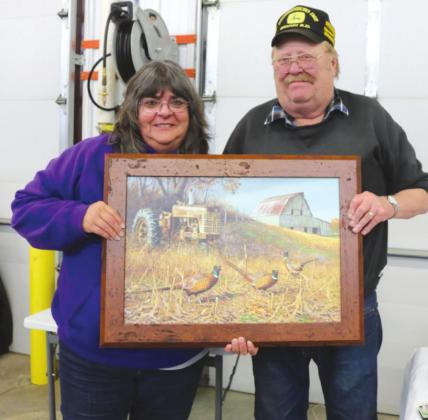 Ducks Unlimited honors Johnson