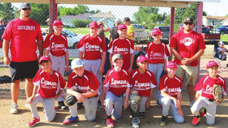 Meet the Minors Baseball Team